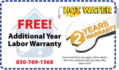 free labor warranty