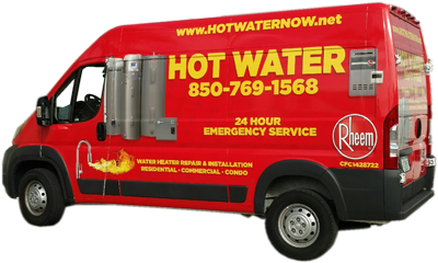hot water restore 24 hour emergency service