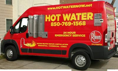 hot water restore 24 hour emergency service