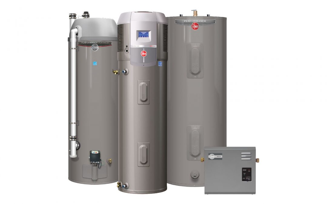 Affordable hot water heater installation in Panama City, FL
