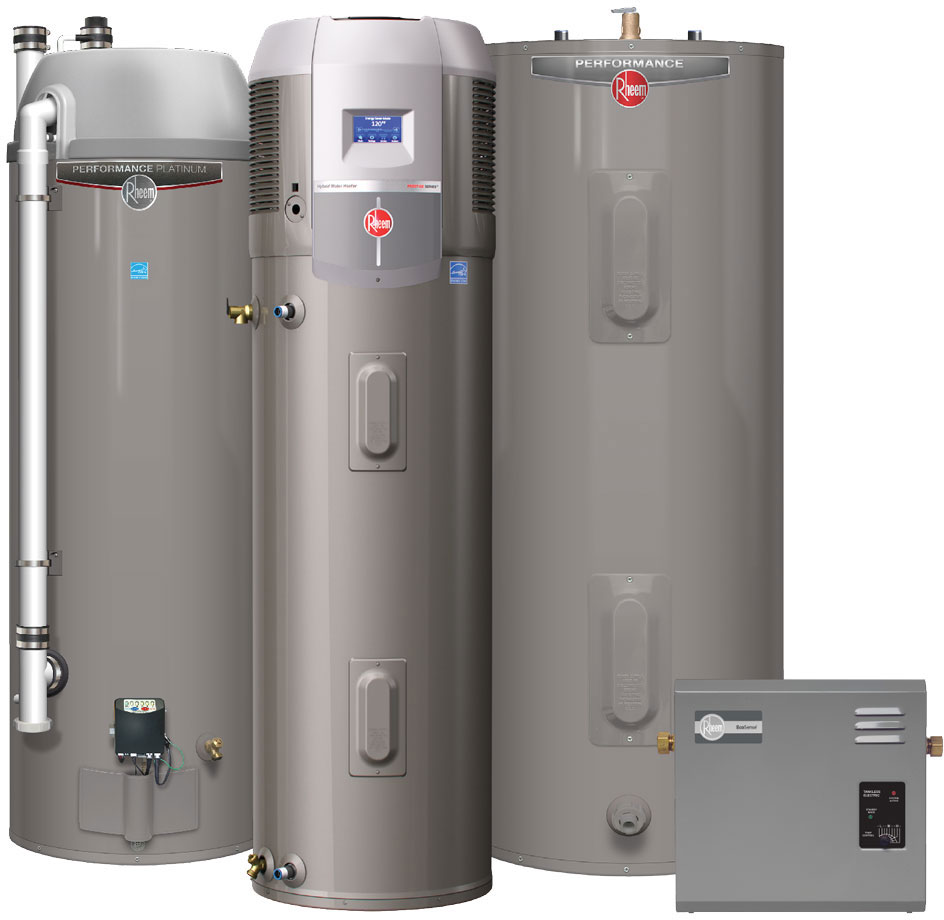 Rheem Hot Water Heaters >> Water Heater Installation & Repair | 850-769-1568 | 24/7/365 | Panama City, FL